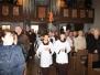 15.04.2012 Wprowadzenie relikwii błogosławionego Jerzego Popiełuszki